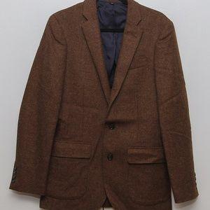 Jcrew Ludlow Brown Sport Coat/Blazer